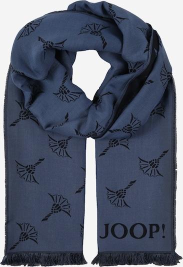 JOOP! Šal 'Feris ' | nočno modra / golobje modra barva, Prikaz izdelka