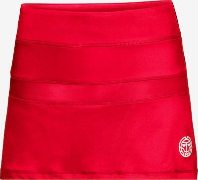 BIDI BADU Skort 'Ines Tech' in rot, Produktansicht