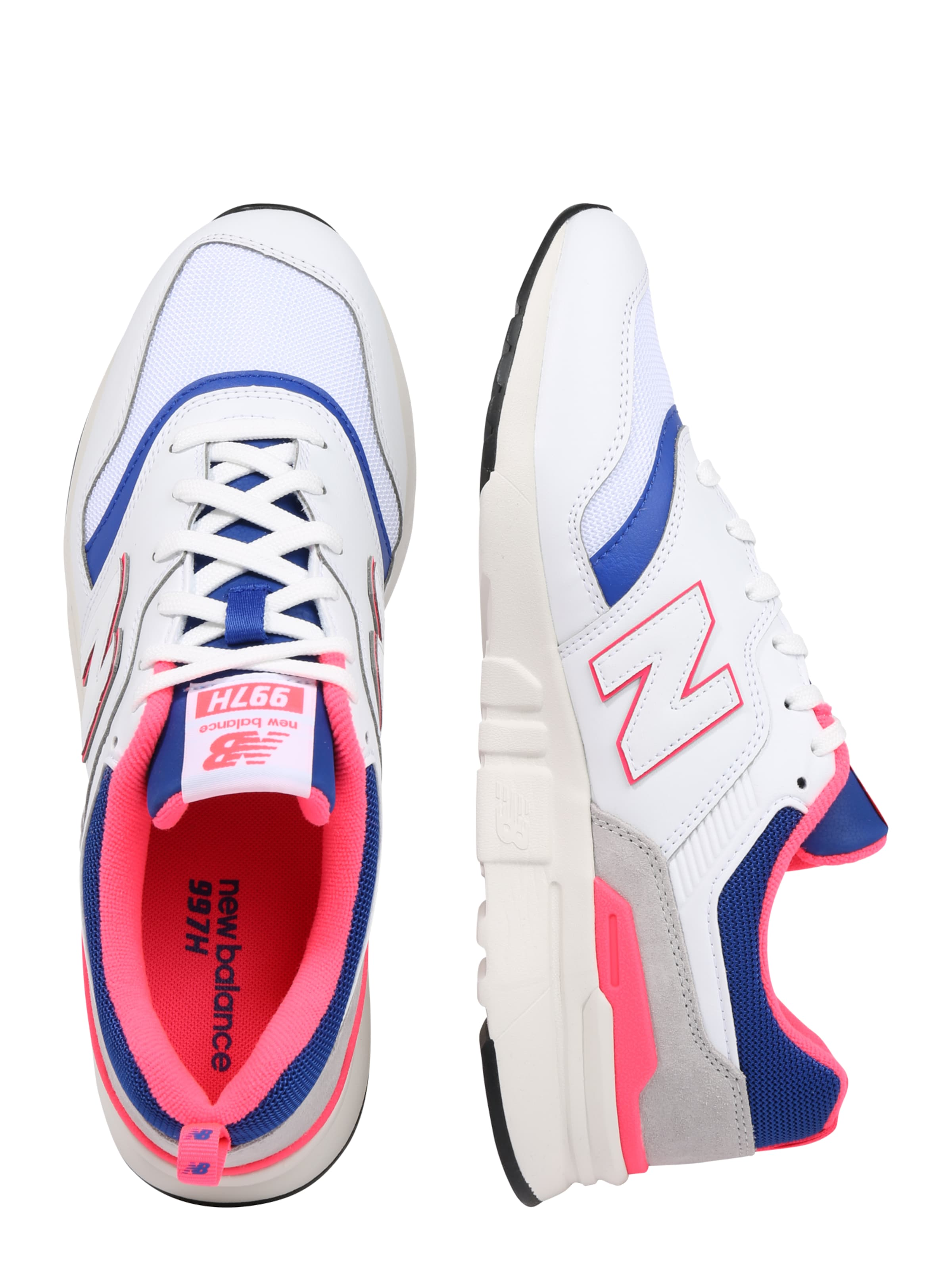 D' Balance Sneaker New 'cm997 In BlauWeiß OZwiuTPkXl
