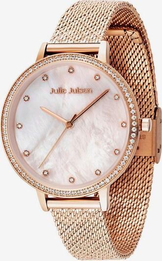 Julie Julsen Quarzuhr in rosegold, Produktansicht