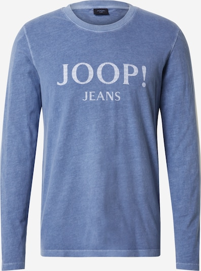 Marškinėliai 'Amor' iš JOOP! Jeans , spalva - mėlyna dūmų spalva / margai balta, Prekių apžvalga