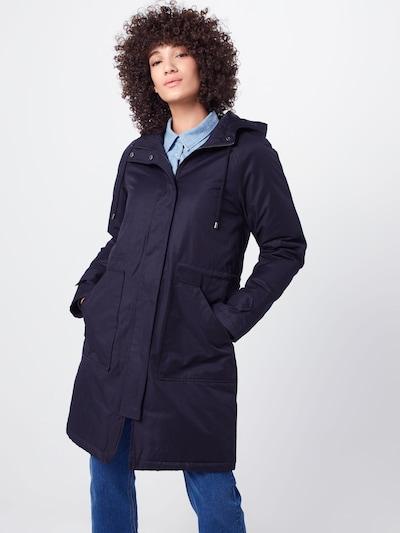 OBJECT Mantel 'OBJPERLA COAT' in schwarz, Modelansicht