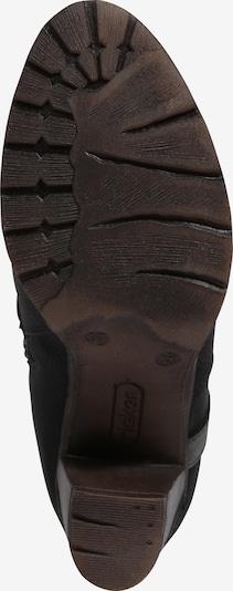 RIEKER Stiefel in schwarz: Ansicht von unten