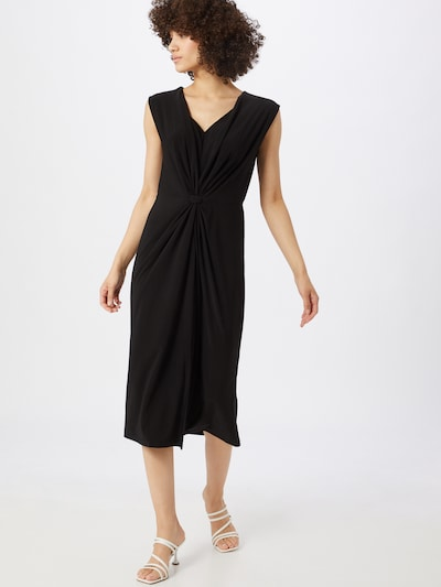 Cartoon Kleid in schwarz, Modelansicht