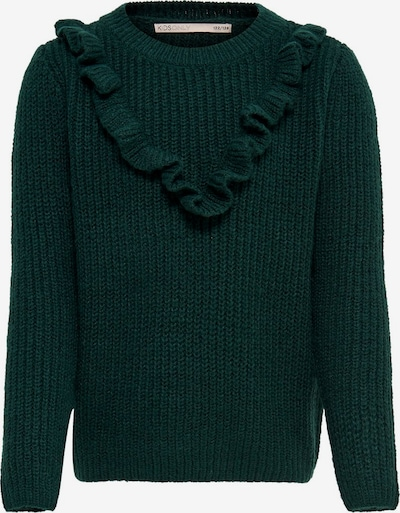 KIDS ONLY Pullover in dunkelgrün, Produktansicht