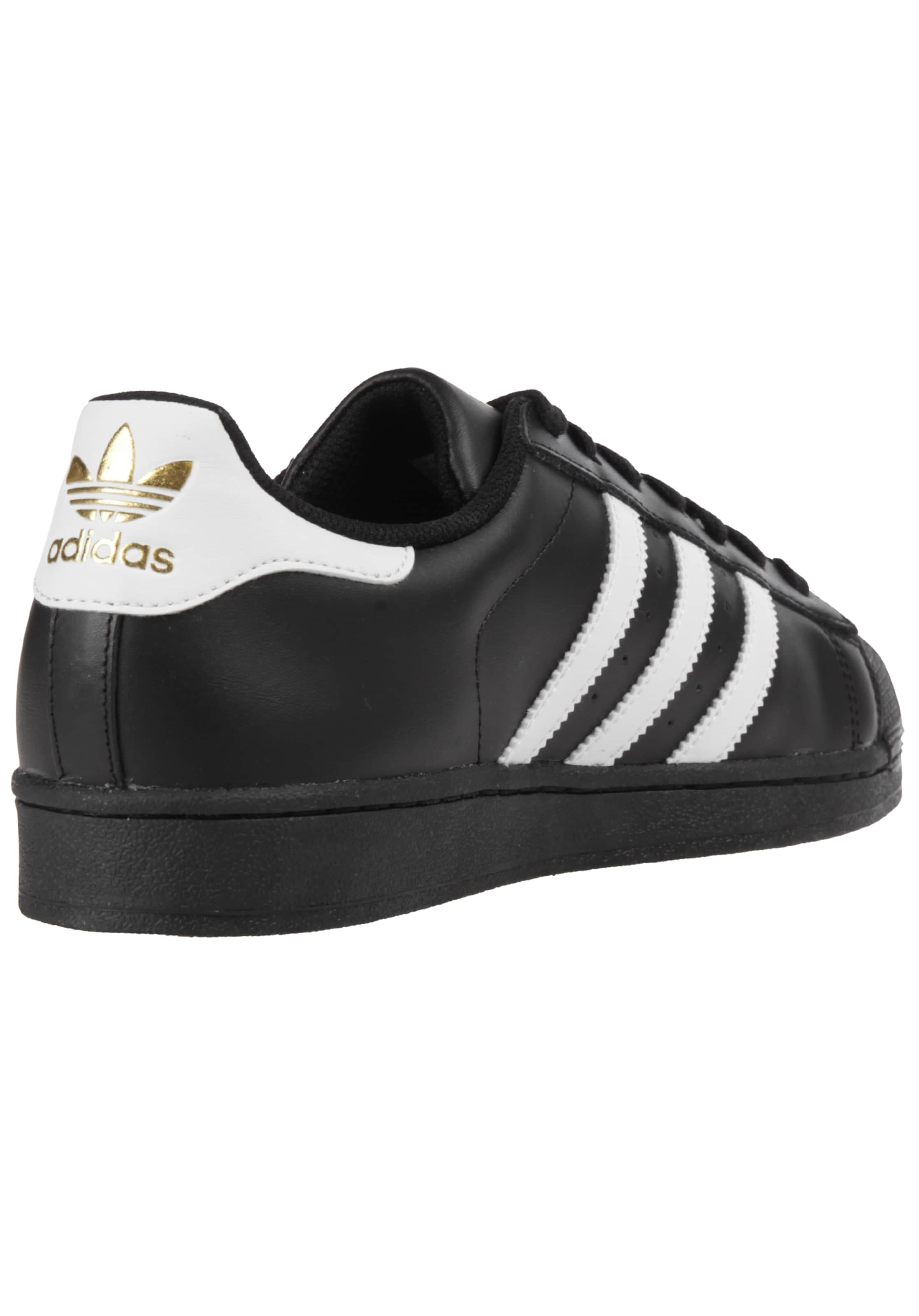 SchwarzWeiß Adidas Sneaker 'superstar' In Originals 0OP8kwn