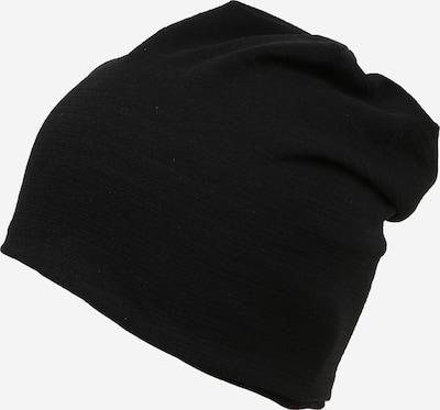 chillouts Beanie Mütze 'Skive' in schwarz, Produktansicht