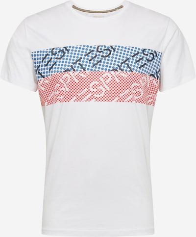 ESPRIT Shirt 'MLA-020EE2K312' in weiß, Produktansicht
