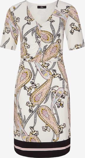 s.Oliver BLACK LABEL Kleid in creme / mischfarben, Produktansicht