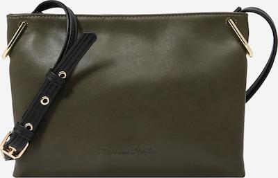 Fritzi aus Preußen Umhängetasche 'Enia' in dunkelgrün, Produktansicht