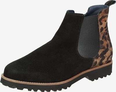 SIOUX Stiefelette 'Meredith-701-XL' in braun / schwarz, Produktansicht