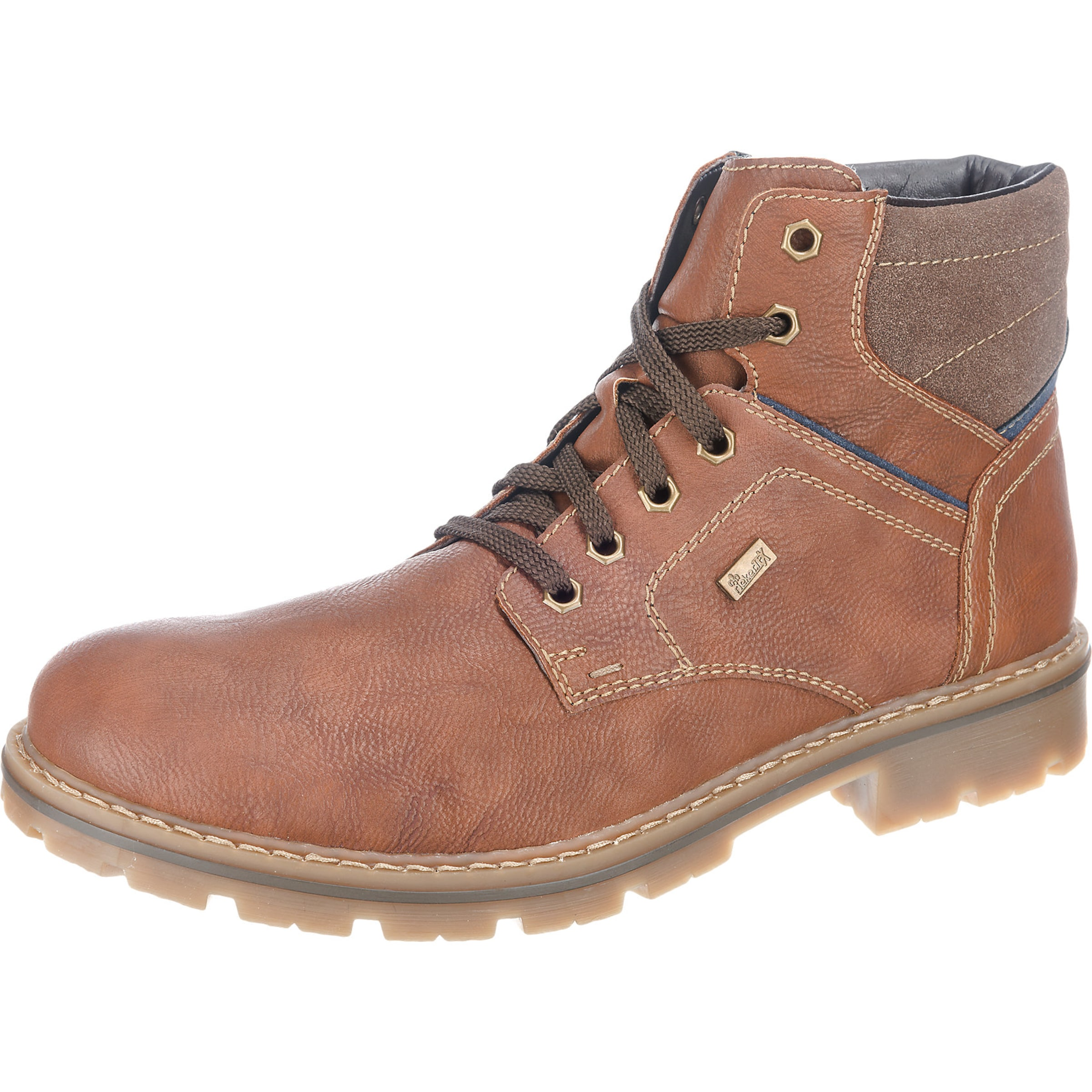 Haltbare Mode billige Schuhe RIEKER | Schnürboots Schuhe Gut Gut Gut getragene Schuhe 4c00e2