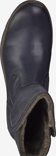 TAMARIS Stiefel in kobaltblau: Draufsicht
