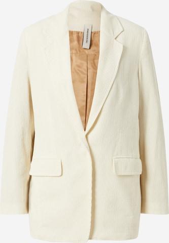 Blazer 'Glendale' di DRYKORN in beige