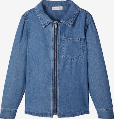 NAME IT Hemd in blue denim, Produktansicht