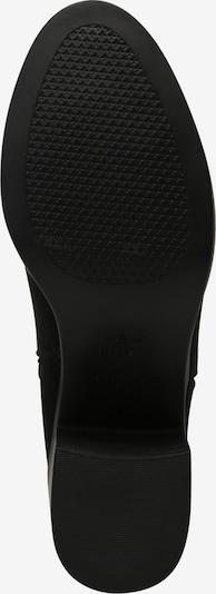 NEW LOOK Bottines à lacets 'EWAN' en noir: Vue de dessous