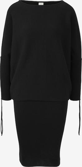 heine Strickkleid in schwarz, Produktansicht
