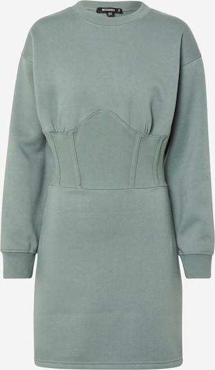 Missguided Robe en menthe, Vue avec produit