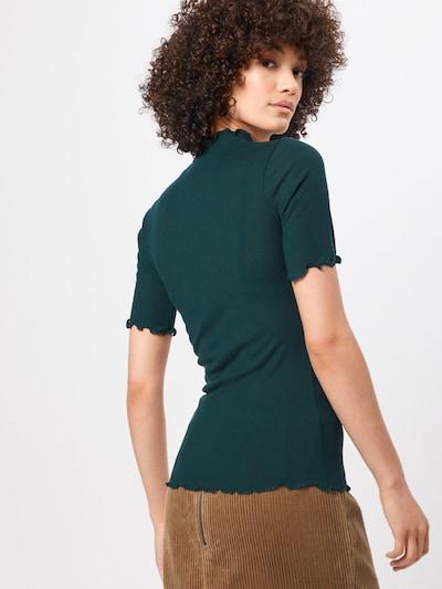 Samsoe Samsoe Shirt 'Nelli' in petrol: Rückansicht