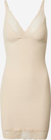 MAGIC Bodyfashion Φόρεμα σμίλευσης 'Be Pretty Dress' σε μπεζ