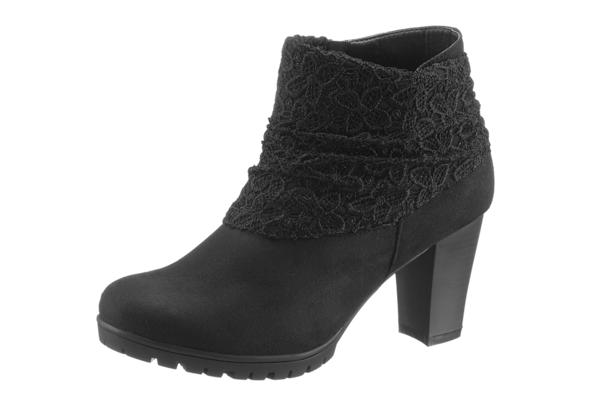 CITY WALK Stiefelette Günstige und langlebige Schuhe