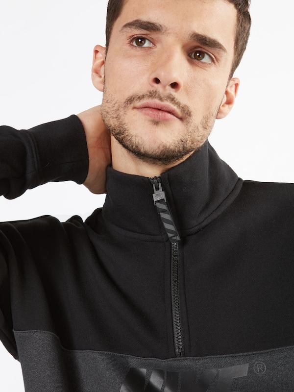 Nike Sportswear Sweatshirt 'M NSW TOP AIR HZ FLC'