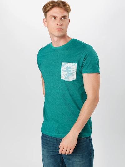 türkiz ESPRIT Póló: Elölnézet