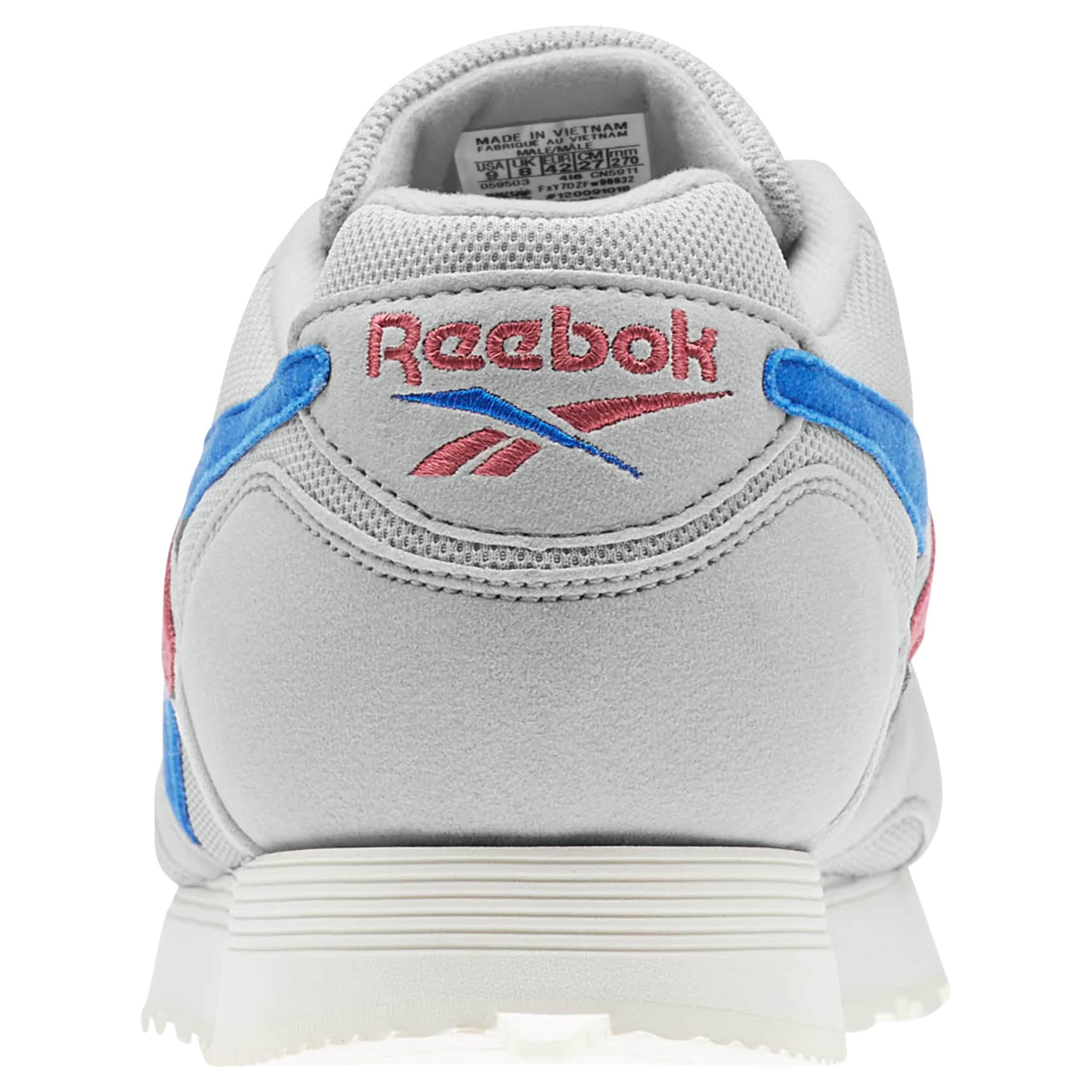 Mu' Classic 'rapide Reebok NavyGrau Sneaker In Rot ZOiuXPk