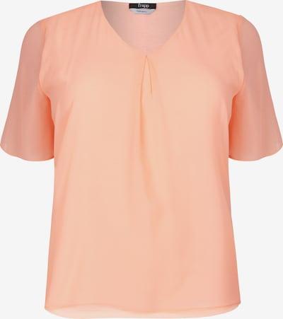 FRAPP Bluse in apricot, Produktansicht