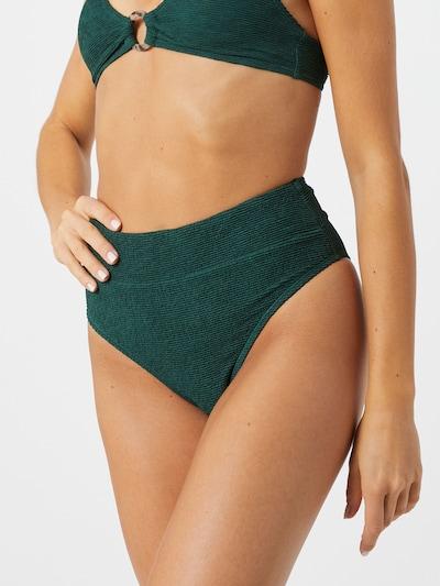 Hunkemöller Bikinihose 'Indio' in smaragd, Modelansicht