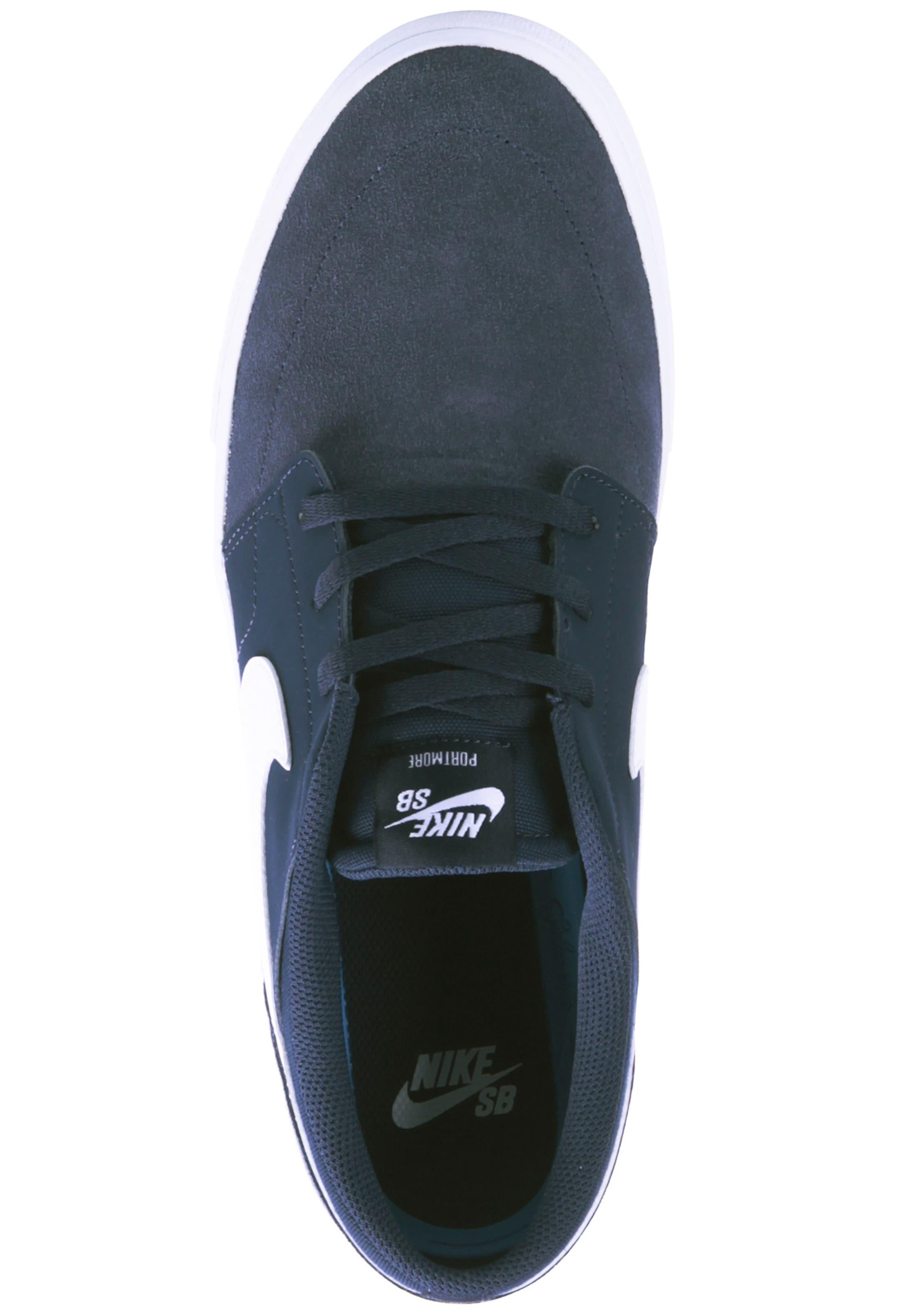 Solar Dunkelblau Sb Sneaker In Portmore Nike Ii eD9IWEYbH2