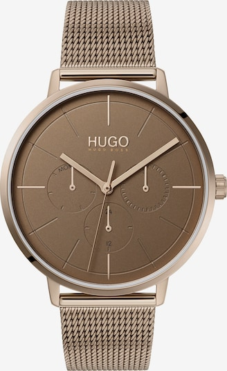 HUGO Uhr in bronze, Produktansicht