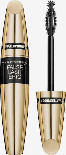 MAX FACTOR Mascara 'Epic False Lash Waterproof' in schwarz, Produktansicht