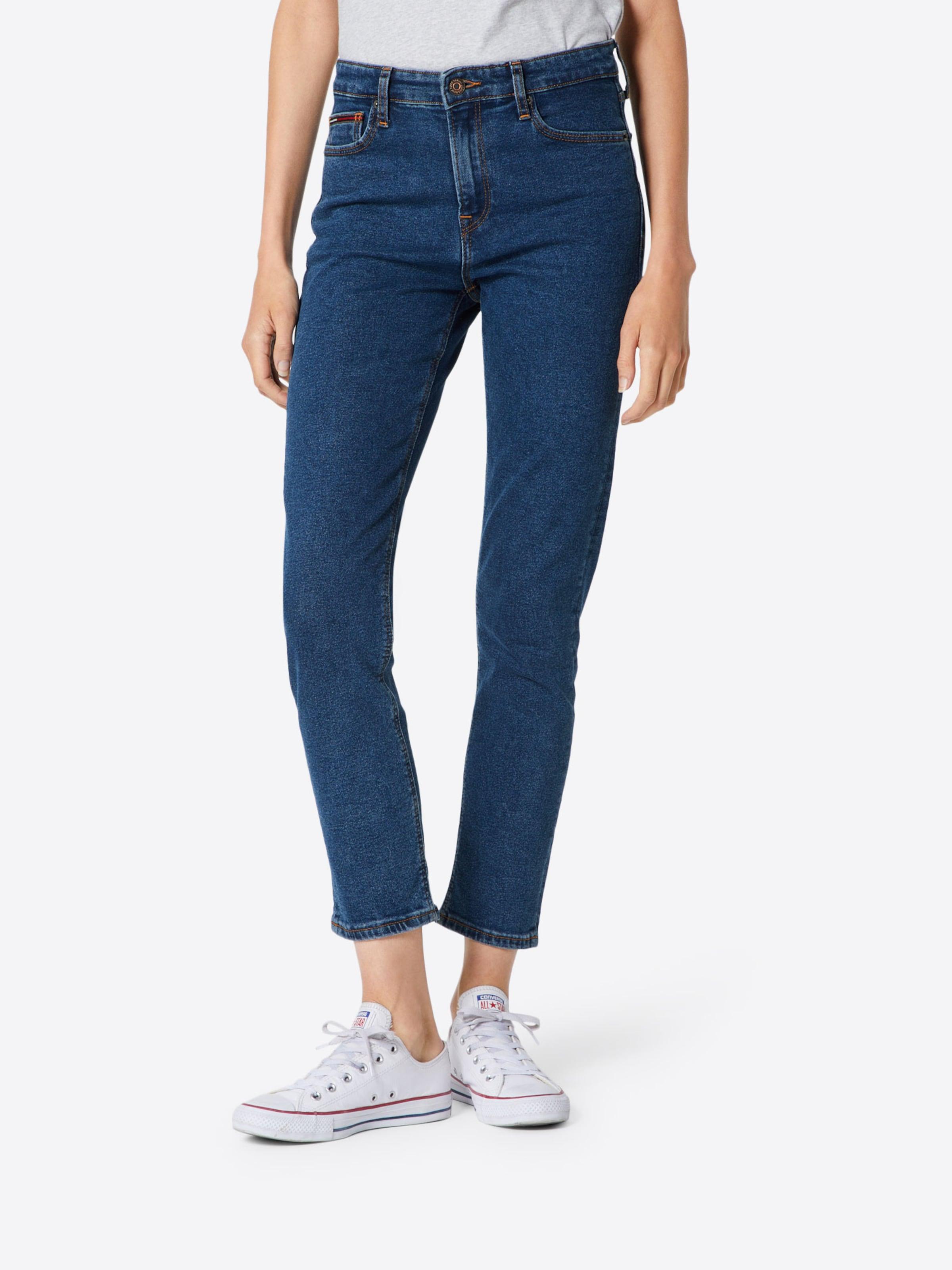 Tommy Blue Tommy Tommy Jeans Blue Denim Blue Jeans In In Jeans Denim In YIfvm6by7g