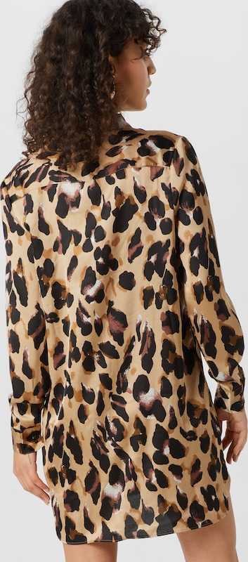About In 'shirt You Missguided Bruin Leopard Dress Print' Blousejurk 0wxUvqO
