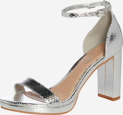 Head Over Heels Sandaal 'MADINA' in de kleur Zilver, Productweergave