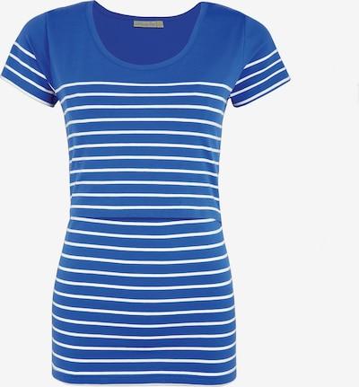 Tricou JoJo Maman Bébé pe albastru, Vizualizare produs