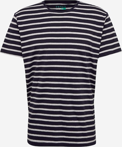 Tricou 'OCS N str' ESPRIT pe negru, Vizualizare produs