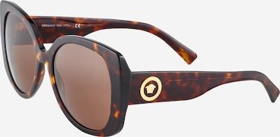 VERSACE Sonnenbrille in braun / dunkelbraun, Produktansicht