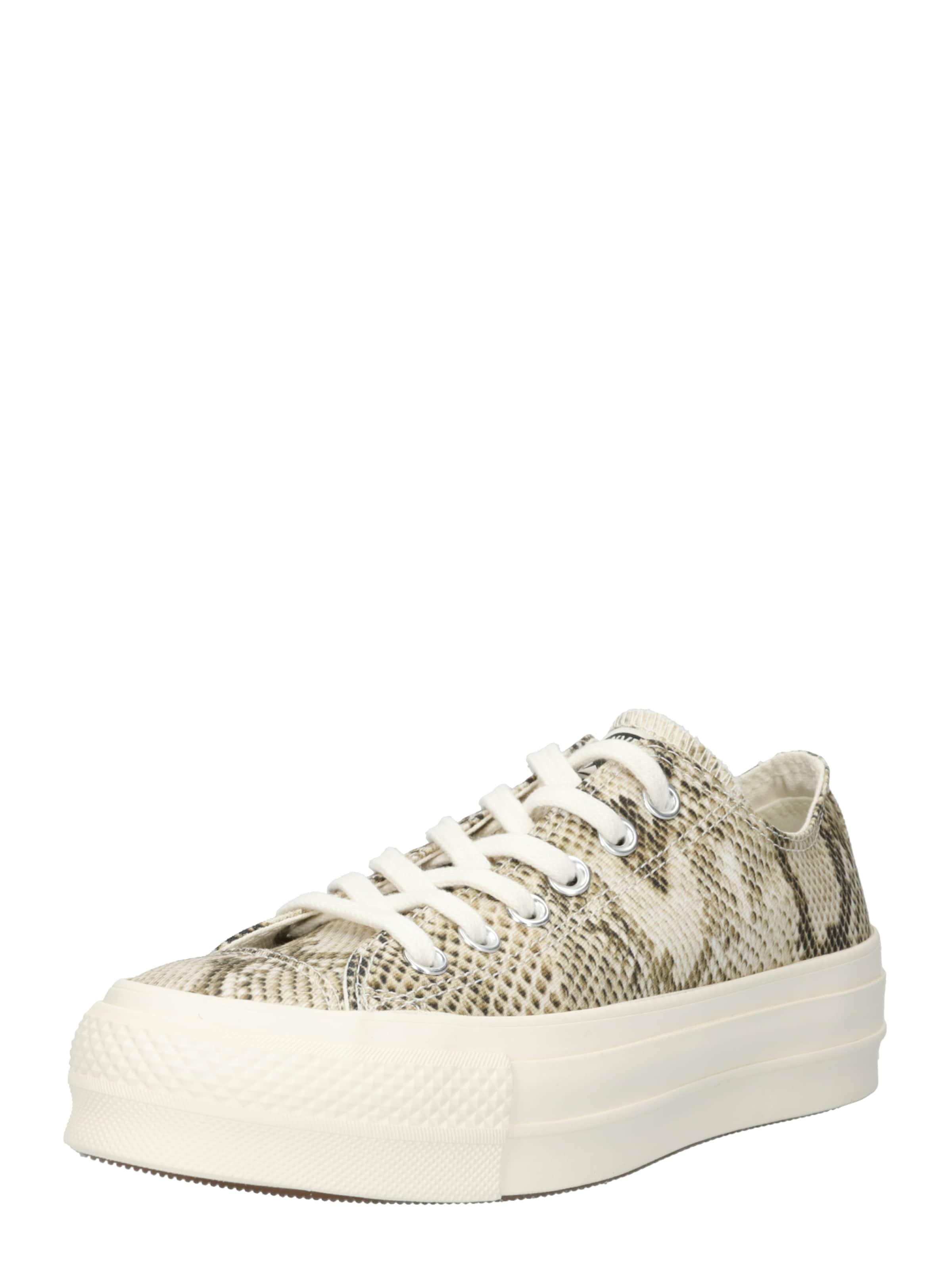 Converse Sneaker 'platform' Sneaker BeigeWeiß Converse 'platform' BeigeWeiß In In WEDH9I2