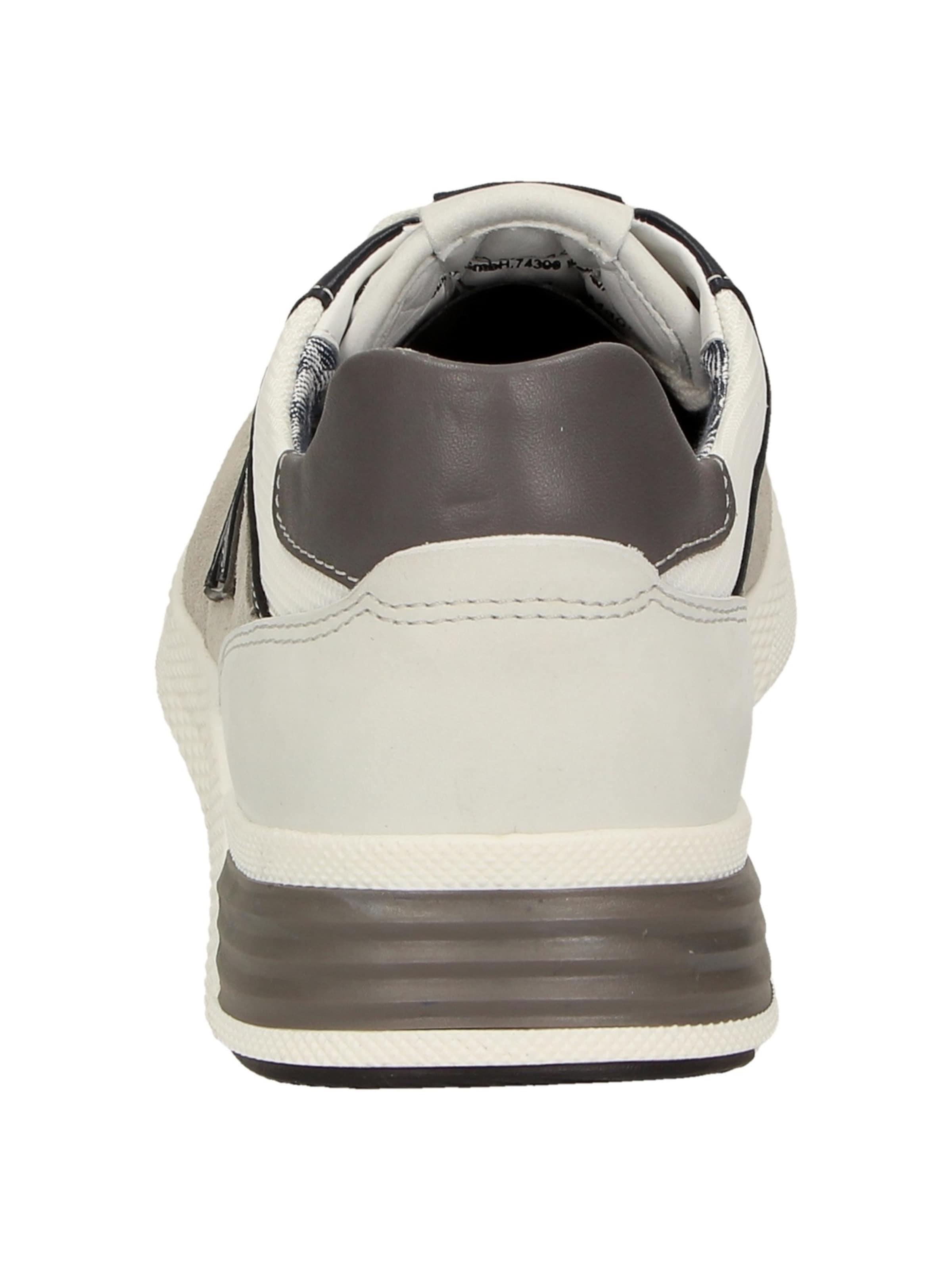 Sioux Schwarz 'natovan In Sneaker 701' Weiß TaupeGreige wONnP0m8yv