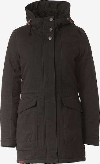 Lakeville Mountain Jacke 'Serala' in schwarz, Produktansicht