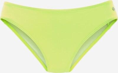 s.Oliver Bikinibroek in de kleur Neongeel / Limoen, Productweergave