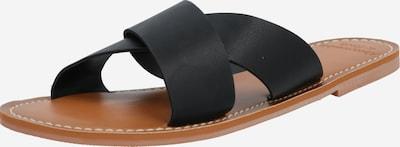 fekete Abercrombie & Fitch Papucs 'KI154-2203', Termék nézet