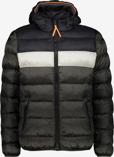 CMP Veste outdoor en noir / blanc, Vue avec produit