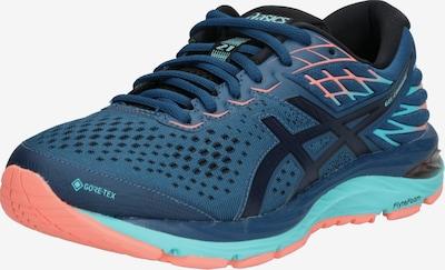 Sneaker de alergat 'GEL-CUMULUS 21 G-TX' ASICS pe turcoaz / albastru închis / somon, Vizualizare produs