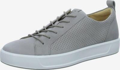 ECCO Sneaker in grau: Frontalansicht