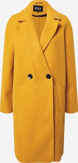 Palton de primăvară-toamnă 'Berna' ONLY pe galben, Vizualizare produs