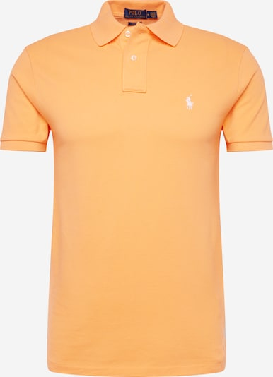 POLO RALPH LAUREN Shirt 'SSKCSLIM1-SHORT SLEEVE-KNIT' in orange red, Item view
