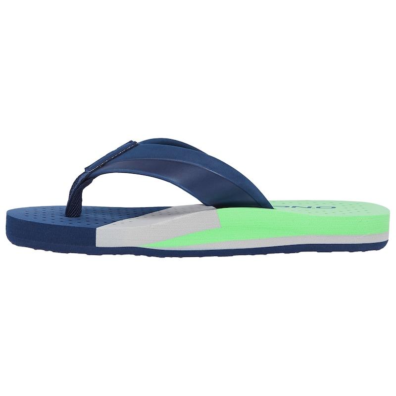 O'NEILL Nyitott cipők 'FB IMPRINT PUNCH SANDALS' kék zöld
